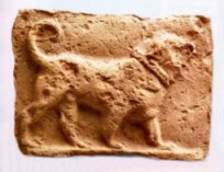 chien collier mesopotamie